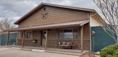 Coyote Customs and collision repair for restoration and auto paint in Payson