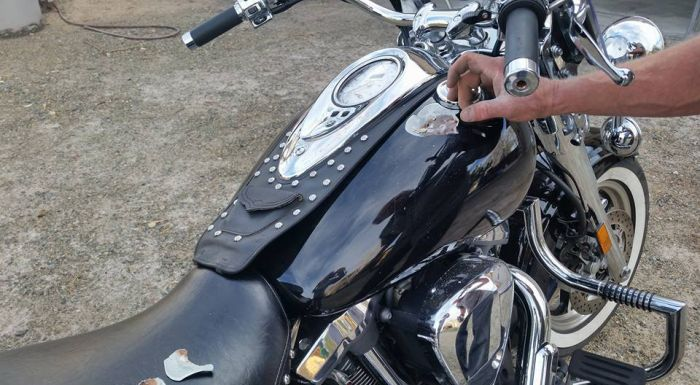 Coyote Customs and Collision repair brings you Motorcycle painting