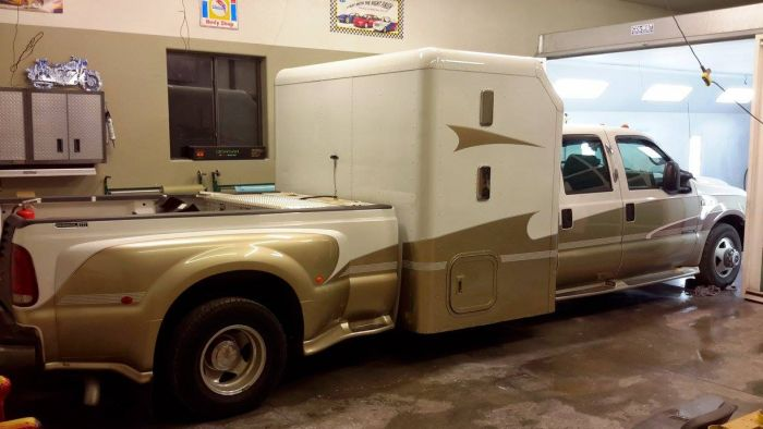 Custom build after being painted by Coyote Custom and Collision Repair