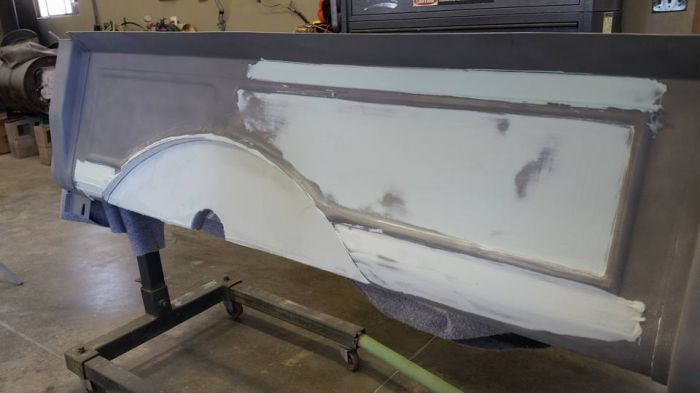 Custom automotive paint jobs offered by Coyote customs and collision repair in Payson
