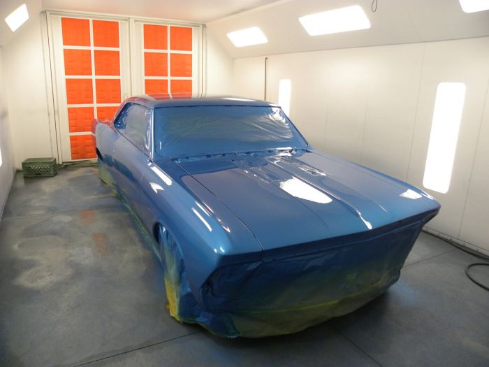 Coyote Customs and Collision repair for Classic car restoration in Payson