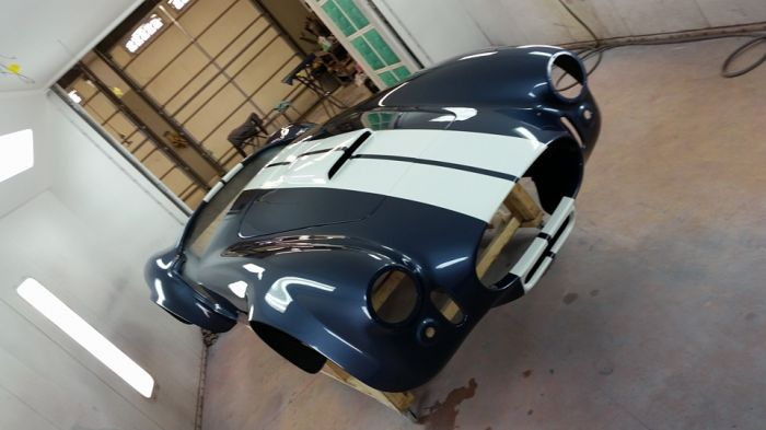 Payson hydrographics by Coyote Customs and Collision repair