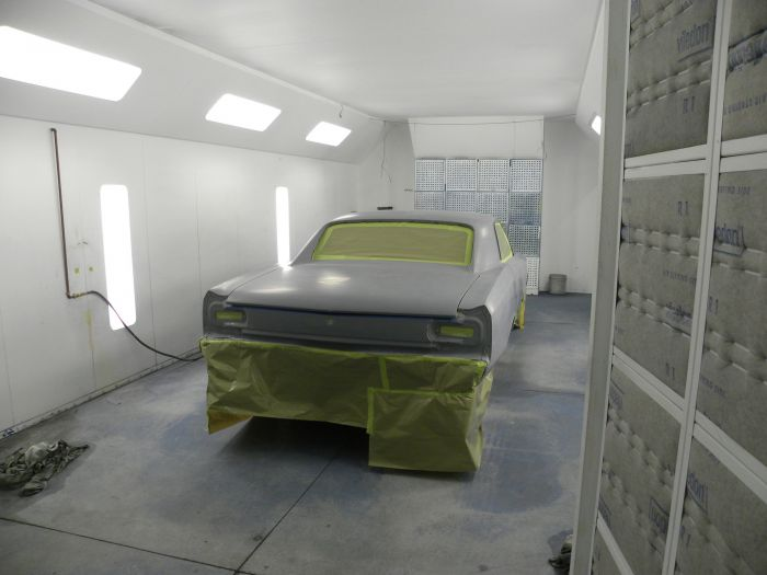 Coyote Customs and Collision repair brings Custom auto paint in Payson