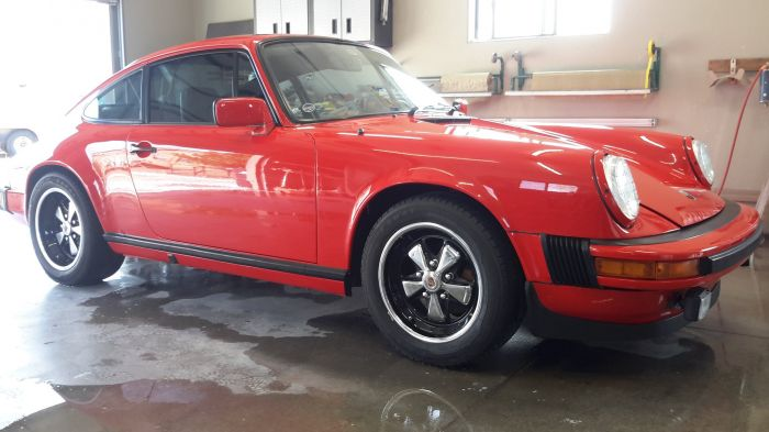 Car Restoration by Coyote Customs and Collision repair