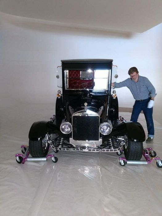 Classic Restoration autos by Coyote Customs and Collision Repair