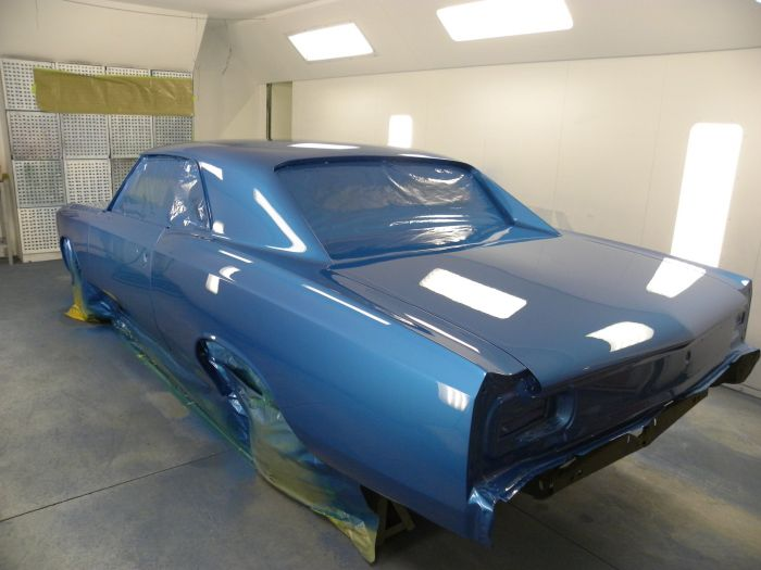 Payson auto body by Coyote Customs and Collision repair