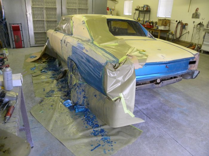 Payson collision repair by Coyote Customs and Collision repair