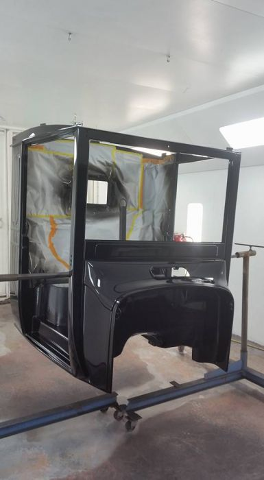 Custom work with Classic Restoration for your automobile by Coyote Custom and Collision Repair