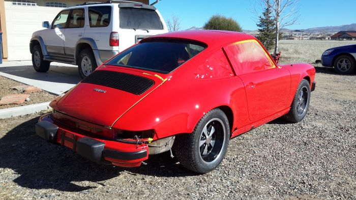 Coyote Customs and Collision repair does Custom auto paint in Payson
