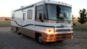 Coyote Customs and Collision repair offers paint and repair services for your RV in Payson