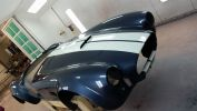Payson auto painting by Coyote Customs and Collision repair