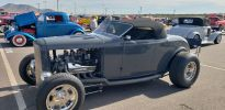 Classic Restoration by Coyote Customs and Collision Repair in Payson