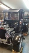 Classic Restoration and auto paint by Coyote Customs and Collision Repair in Payson