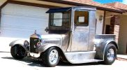 Coyote Customs and Collision Repair in Payson and their Classic restoration projects