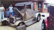 Classic Restoration, auto paint, clear coat, and repair by Coyote Customs and Collision Repair in Payson